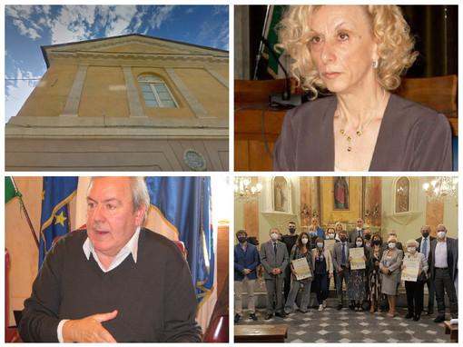 Imperia, l'Oratorio di Santa Caterina polo culturale: da venerdì ciclo di lezioni con Gabriella Badano e Francesco Vatteone (foto)