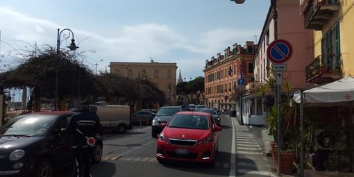 Coronavirus: 219 gli automobilisti fermati ieri dalla polizia municipale, oggi nuovi controlli a Borgo Marina e sul Vespucci (foto)