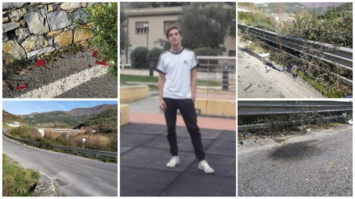 Pontedassio: morte di Sebastian Camagni, disposta l'autopsia, lunedì i funerali