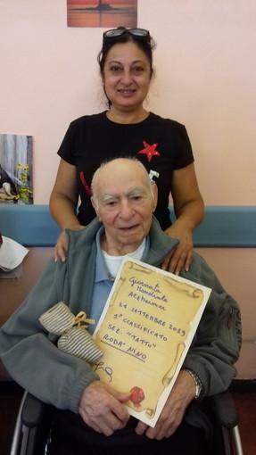 Diano Castello: nella Giornata Mondiale Alzheimer, evento dedicato agli ospiti della casa di riposo Quaglia