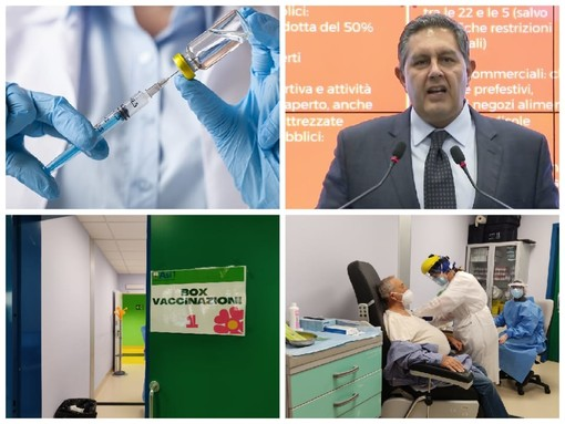Vaccino anti-covid: Toti chiede all'Asl di incrementare il lavoro e a Roma di inviare più infermieri: la strada della produzione 'Made in Italy' è ancora molto lunga