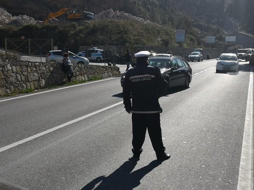 Pontedassio: incidente sulla SS28, traffico rallentato. Code di alcuni chilometri e disagi per gli automobilisti