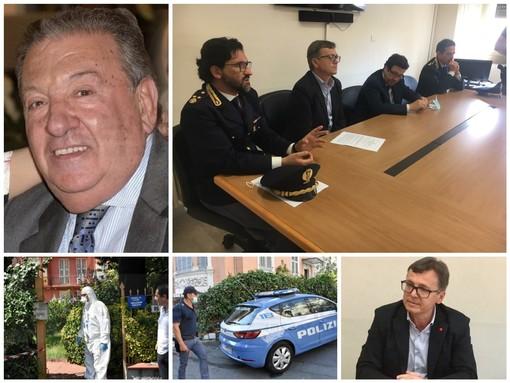Sanremo: omicidio Amoretti, confermati i fermi per Bonturi e Diotti, i due sono accusati anche di aver rapinato la vittima