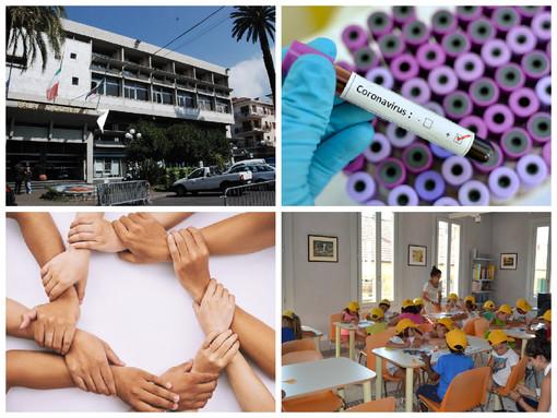 Diano Marina, nuovi  fondi per contrastare l'emergenza Covid: in arrivo 14 mila per il sostegno alle famiglie