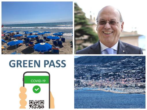 """Turismo, in Liguria le disdette negli hotel per il green pass ammontano al 3%. Werdin (Federalberghi): """"Su grandi numeri è un calo considerevole"""""""