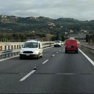 Ecco i cantieri della prossima settimana sull'Autofiori tra Savona e il confine di Stato e sull'A6