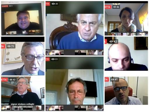 Imperia, torna lunedì 25 il consiglio comunale in videoconferenza, corsa contro il tempo per non far scadere la rinegoziazione sui mutui con Cassa Depositi e Prestiti