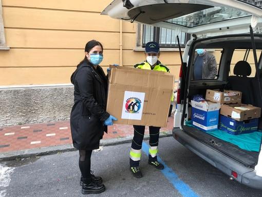 L'Associazione 'Missione Case di Riposo' distribuisce 1000 mascherine alle Case di Riposo della Provincia