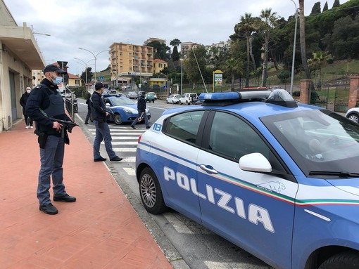 Imperia, ricercato internazionale per traffico di droga arrestato dalla Polizia: era in vacanza in un albergo della provincia