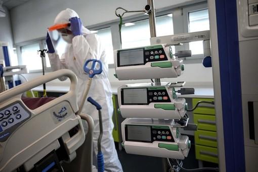 Coronavirus: numeri stazionari in Liguria e provincia, positività al 4,51% e lieve aumento dei ricoverati