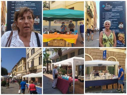 Imperia: al via oggi la 19esima edizione del festival della cultura mediterranea. Si parte con Padellaro e domani Civati e Augias (Foto e video)