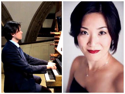 Imperia, concerto stasera per i festeggiamenti di San Maurizio con l'organista Giorgio Revelli e la soprano Azusa Kubo