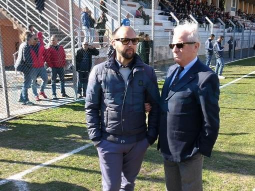 """Imperia Calcio in serie D, le congratulazioni del sindaco Scajola e dell'assessore Vassallo: """"Traguardo raggiunto con merito"""""""