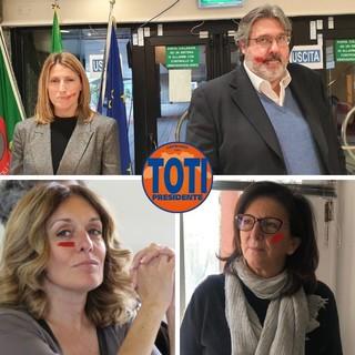 """'Cambiamo! Con Toti"""" aderisce alla giornata internazionale er l'eliminazione della violenza contro le donne"""