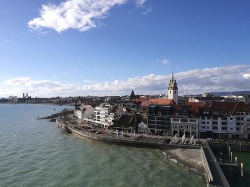 """Imperia: Festa di San Giovanni, Le mele di Friedrichshafen per sostenere """"il Cuore di Martina"""""""