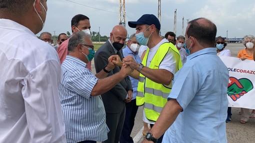 Associazione di amicizia Italia-Cuba: arriva anche da Imperia il materiale donato per fronteggiare il Covid-19 (foto)