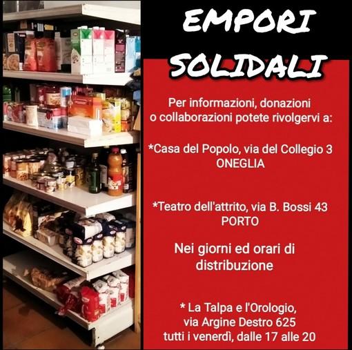 """Imperia, la 'brigata Girasole' lancia un appello alle aziende: """"Abbiamo bisogno di aiuti alimentari, tanti i cittadini in difficoltà"""""""