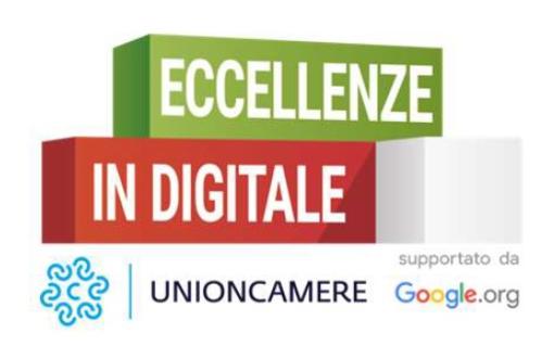 'Eccellenze in digitale', ecco il calendario dei webinar di giugno e luglio per le imprese che vogliono migliorare la propria presenza on line