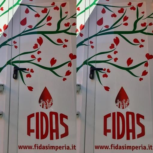 Cervo: appuntamento per domani dalle 7.30 alle 11.30 per la raccolta di sangue della Fidas