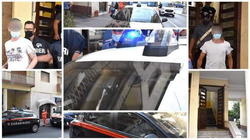 Arma di Taggia: Carabinieri arrestano famiglia per una presunta truffa a un anziano (Foto e Video)