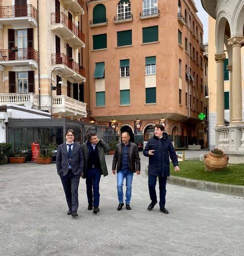 Imperia, Forza Italia scalda i motori: Bagnasco incontra esponenti locali per la riorganizzazione del partito sul territorio