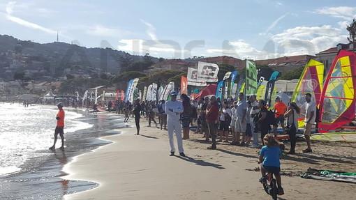 Diano Marina: successo per la seconda giornata del Windfestival 2019. La videointervista al sindaco Chiappori