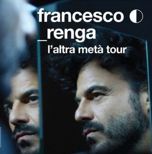 Concerto di Francesco Renga all'Ariston di Sanremo