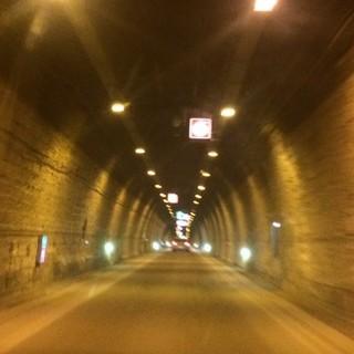 Tunnel di Tenda: la manutenzione si conclude con un giorno di anticipo, dalla sera di oggi galleria aperta in entrambe le direzioni