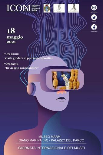 Diano Marina: martedì prossimo, appuntamento al MARM con 'International Museum Day', la 'Giornata Internazionale dei Musei 2021'