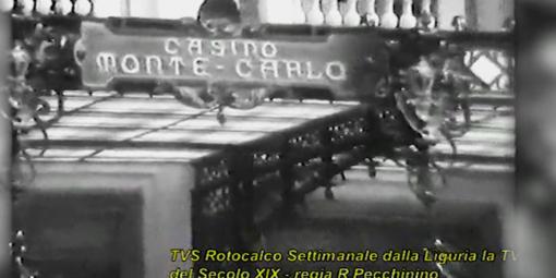 """""""I pendolari della frontiera"""" e la Montecarlo degli anni '70 nel documentario di Roberto Pecchinino"""