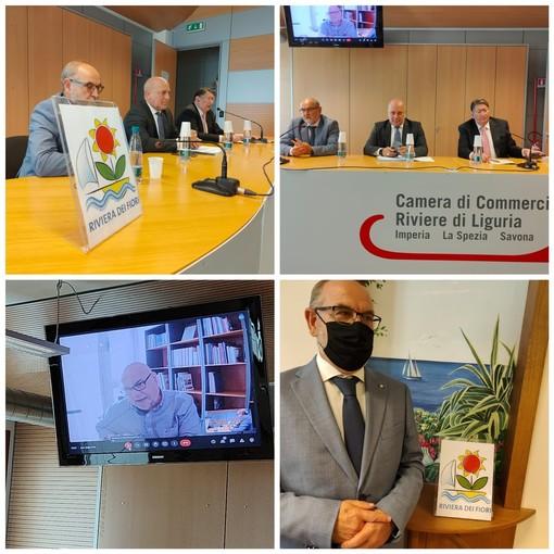 Imperia, presentata in Camera di Commercio Dmo: una nuova società per rilanciare il turismo nel Ponente (video)