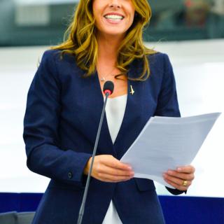 Flash Mob organizzato dalla Lega al Parlamento Europeo con le immagini del presepe