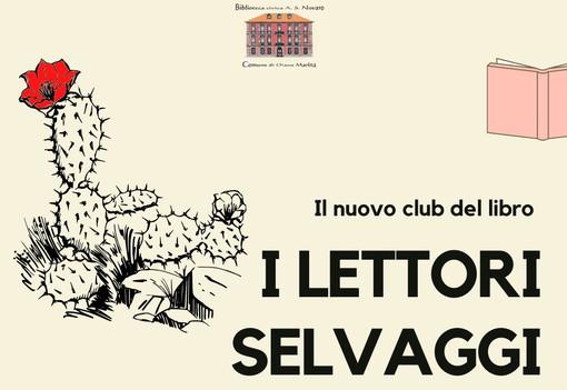 Nasce il gruppo di lettura 'I Lettori Selvaggi' alla Biblioteca Civica 'Angiolo Silvio Novaro' di  Diano Marina