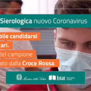 Coronavirus, Imperia: la Croce rossa continua con l'indagine di sieroprevalenza