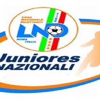 Calcio, Juniores Nazionali. Ufficializzato il calendario. Partenza interna per Sanremese e Imperia