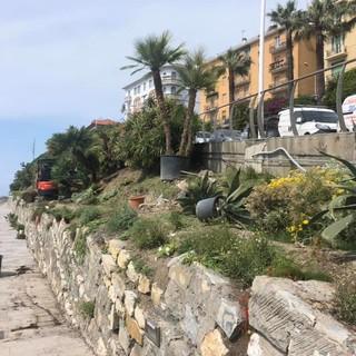 Diano Marina: nuova passeggiata a mare aperta al pubblico, il pensiero dell'ex vice Sindaco Elio Novaro