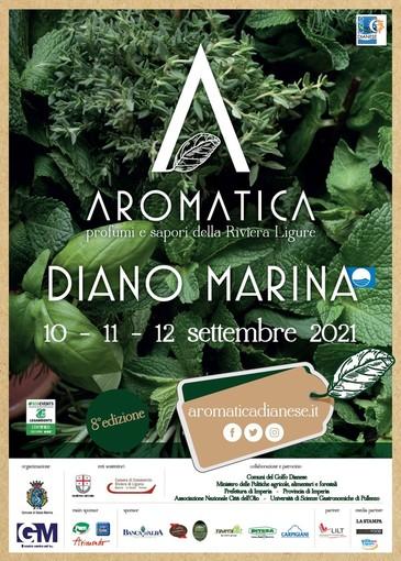 Diano Marina, Aromatica: al via domani la grande rassegna dedicata ai prodotti tipici ed eccellenze del territorio