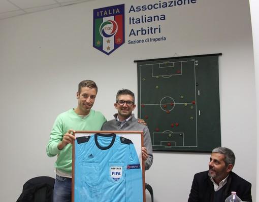 Alessandro Savioli con Davide Massa