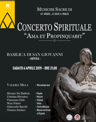 Imperia: concerto di musica sacra nella Basilica di San Giovanni Battista