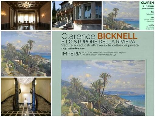 Imperia: il Maci apre le porte all'arte di Clarence Bicknell. Sabato 1 settembre l'inaugurazione della mostra