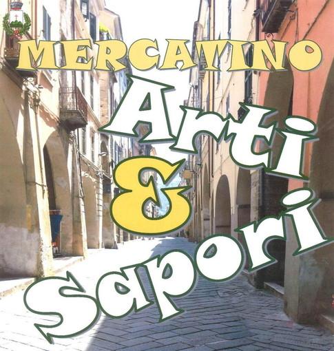 Pieve di Teco: domenica prossima torna il mercatino 'Arti & Sapori'