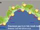 Meteo: le previsioni di Arpal sulla nostra provincia da oggi a lunedì 18 (Video)