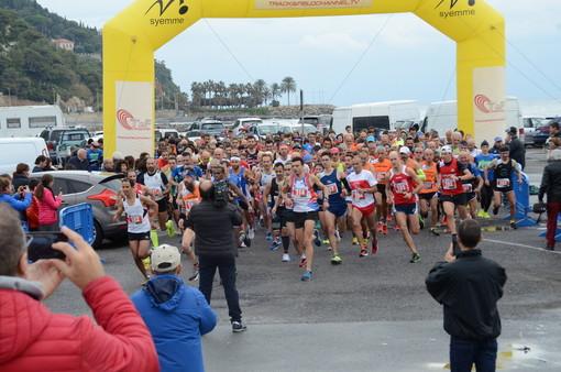 Imperia: successo per a 9 edizione di Olioliva Run con circa 400 atleti per le due gare di 10 e 5 km (foto)