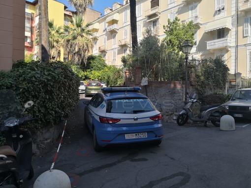 Sanremo: ucciso un uomo nella notte. Indagini in corso della Polizia (Foto)