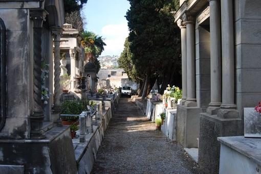 Forte vento su tutta la provincia: a Sanremo predisposta la chiusura di tutti cimiteri cittadini