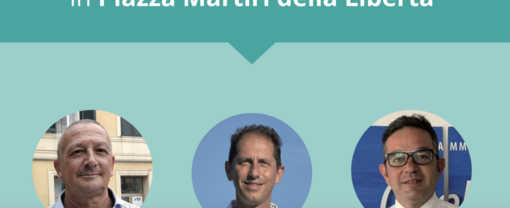 Causa maltempo rinviato il dibattito tra i candidati alla carica di sindaco di Diano Marina