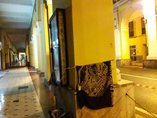 Imperia: in consiglio comunale il regolamento sulle bacheche sotto i portici