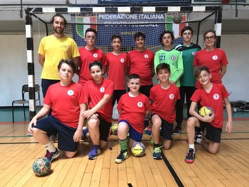 Pallamano, final four under 15 maschile a Genova, i risultati della formazione imperiese