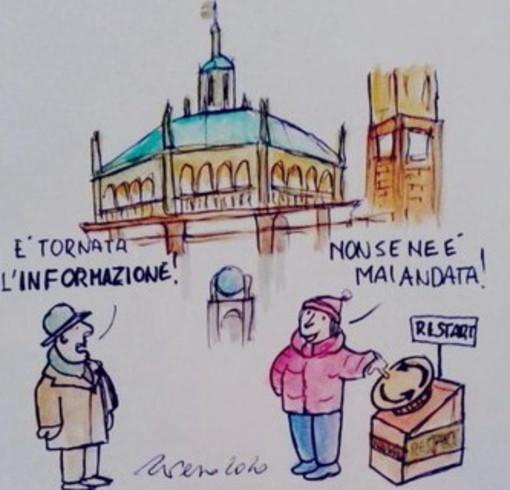 L'Informazione si rinnova. E rimette al centro Busto Arsizio, Legnano, Gallarate e la Valle Olona. Con voi lettori protagonisti