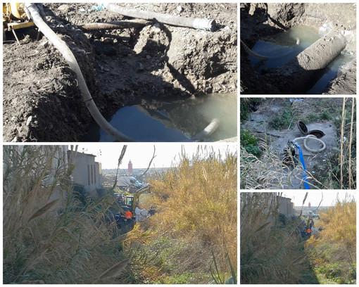 """Imperia: rottura dell'acquedotto Roja, Amat """"Ripristino dell'erogazione previsto a partire dalle 18"""""""